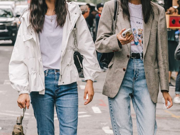 The Best White Sneakers to Wear With Jeans