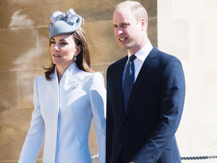 Kate Middleton Rewore Her Wedding Earrings