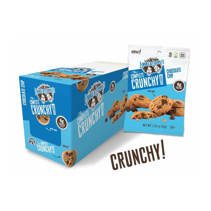Lenny & Larry Crunchy Chocolate Chip Cookies