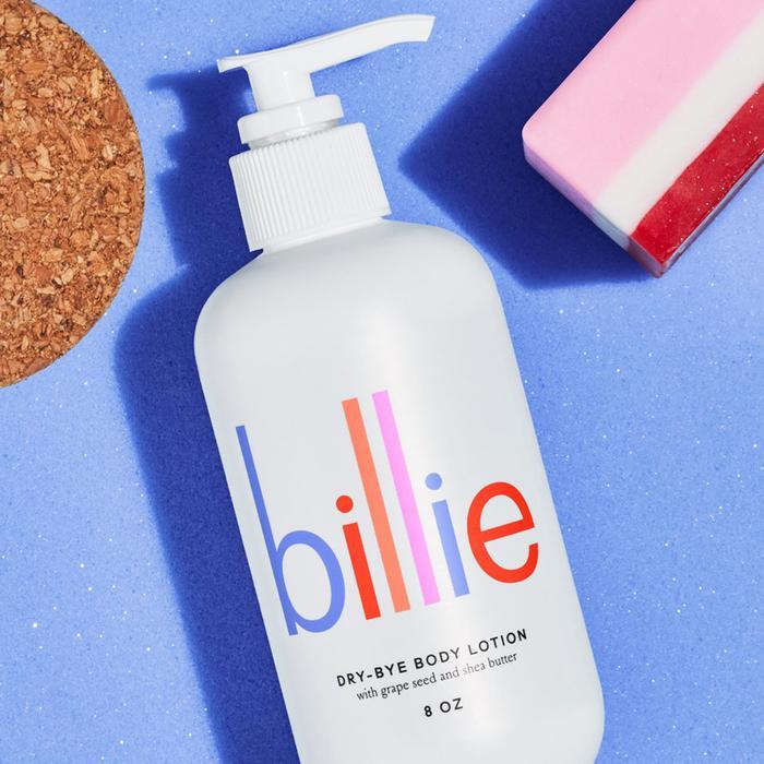 Billie Dry-Bye Body Lotion
