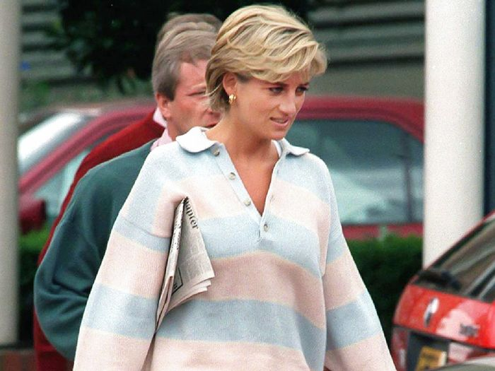 The Princess Diana Summer Trend I Want to Copy
