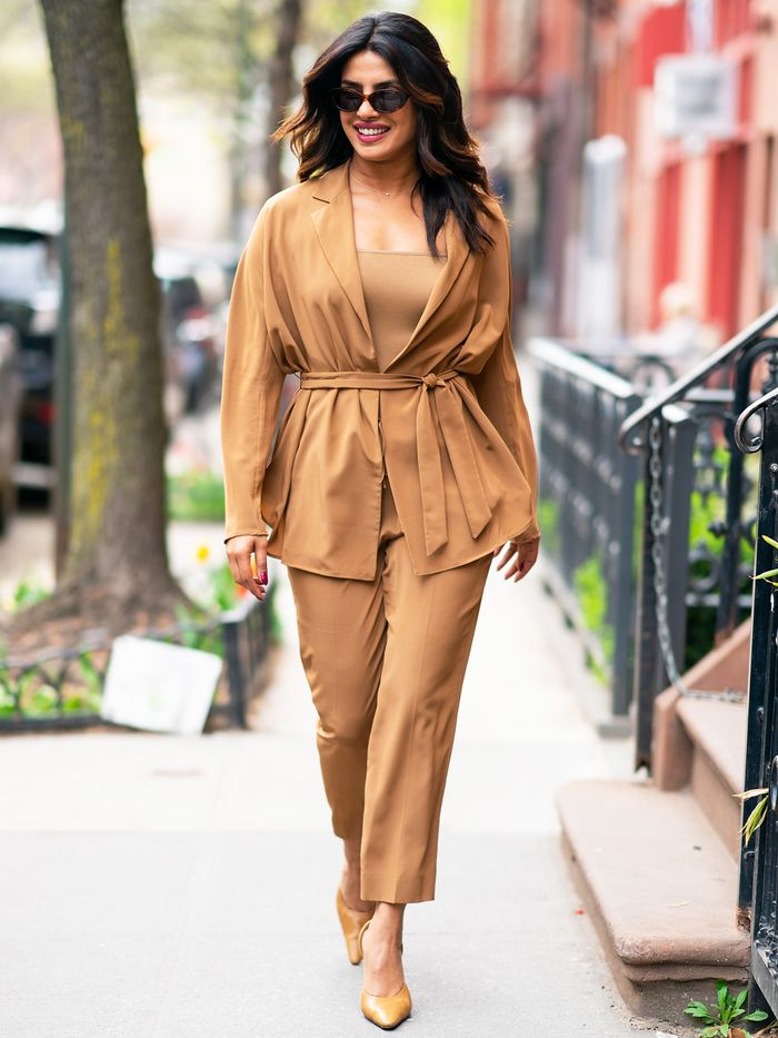 Simple Spring Outfit Ideas - Priyanka Chopra
