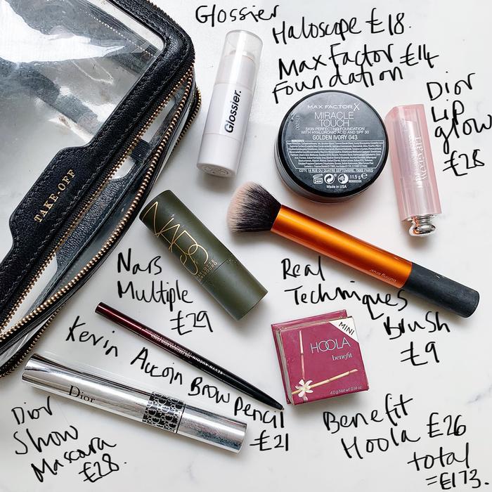 Tanya Burr S Makeup Bag Cost
