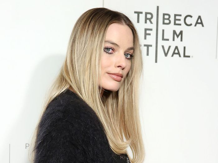 Margot Robbie Wore a See-Through Jumpsuit to Her Latest Premiere