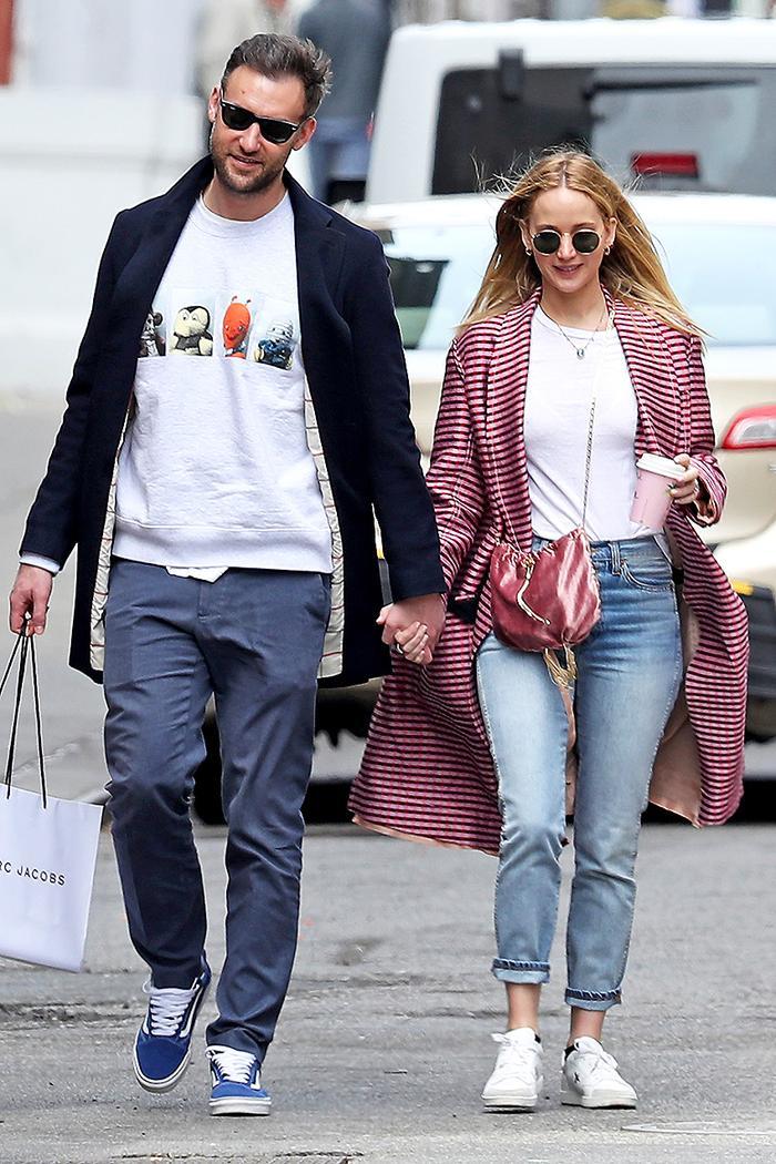 Jennifer Lawrence jeans
