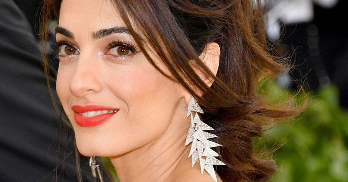 Here's What Happened When I Re-Created Amal Clooney's Best Beauty Looks