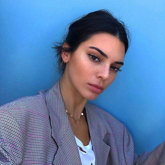 Kendall Jenner Beauty Interview Summer 2019 Who What Wear