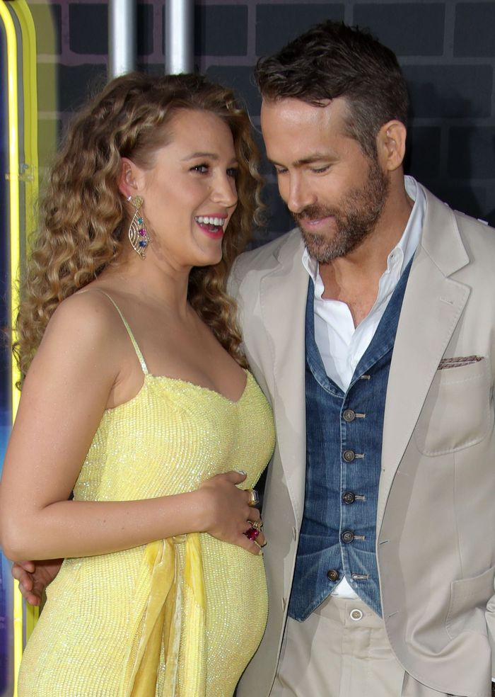 Blake Lively Is Pregnant With Baby #3
