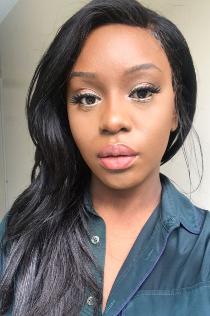 Naked caramel black girls These Are The 15 Best Nude Lipsticks To Suit Darker Skin Who What Wear