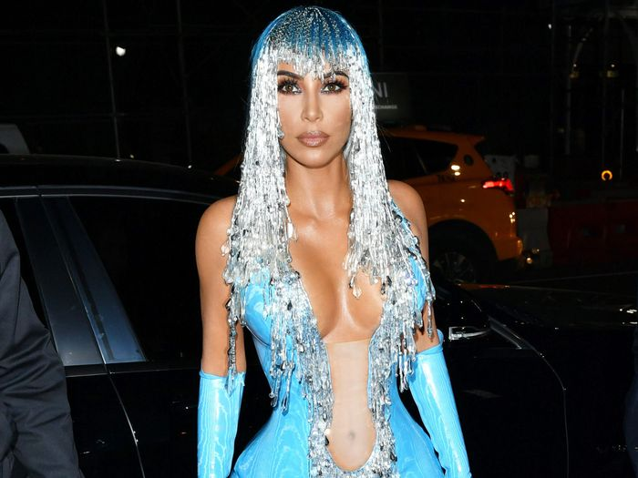 Met Gala After-Party Outfits 2019 Kim Kardashian