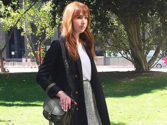 Erin Fitzpatrick Fashion Editor