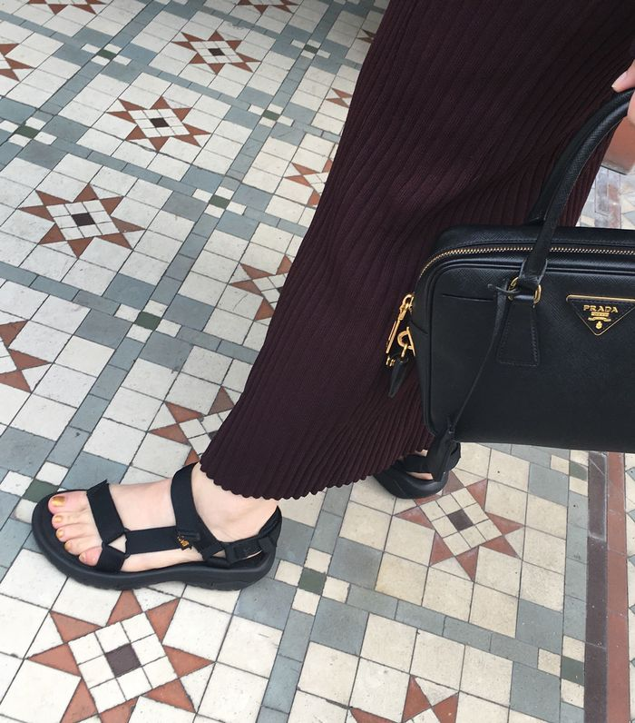 Tevas Sandals: the Unlikely It Shoes of