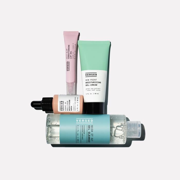 Versed Skincare Launch