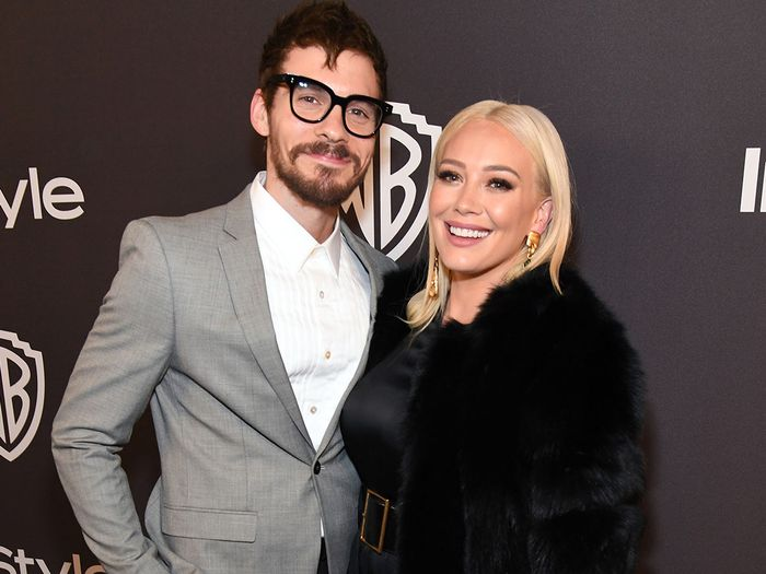 Hilary Duff Just Got Engaged With 2019's Most Popular Engagement Ring Trend