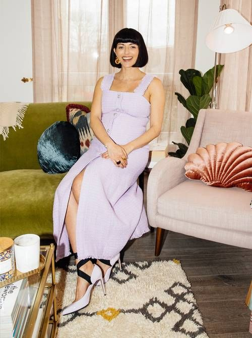Trending fabrics 2019: Tweed