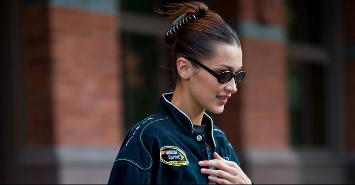 Bella Hadid Would Totally Wear These Chunky Sneakers
