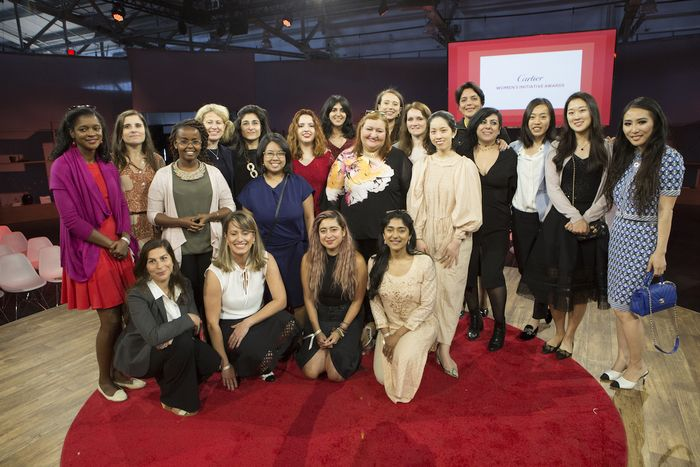 Cartier Women's Initiative Awards 2019 Finalists