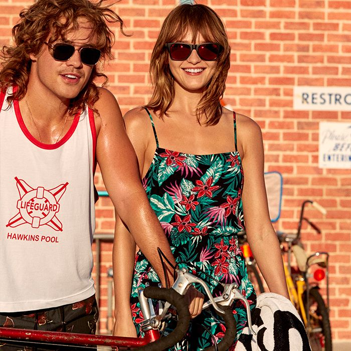 Shop H&M's Stranger Things Collection for Summer Essentials