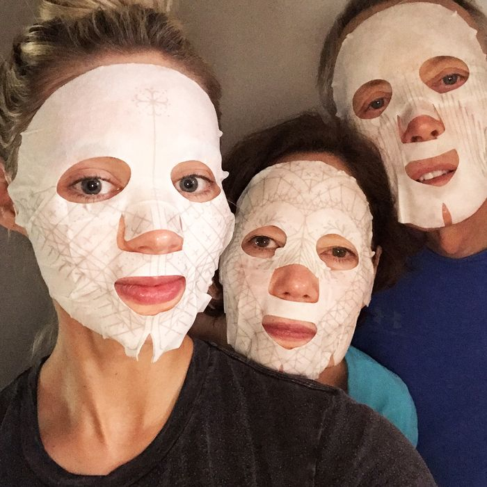 Beboe Therapies High Potency CBD Sheet Masks Review