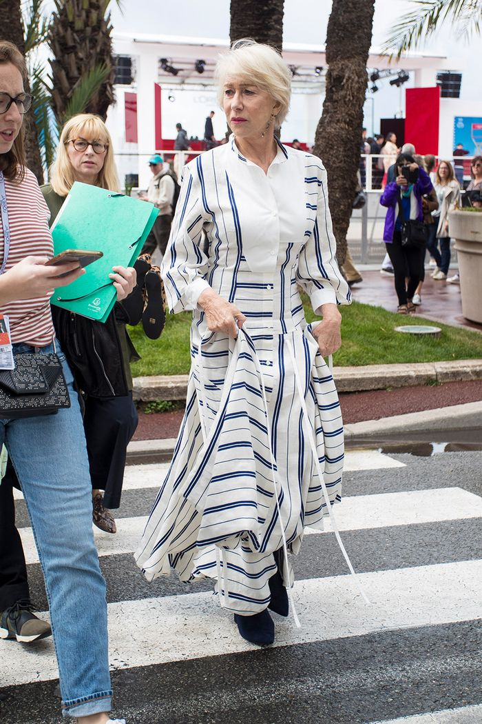 Best celebrity outfits Cannes 2019: Dame Helen Mirren