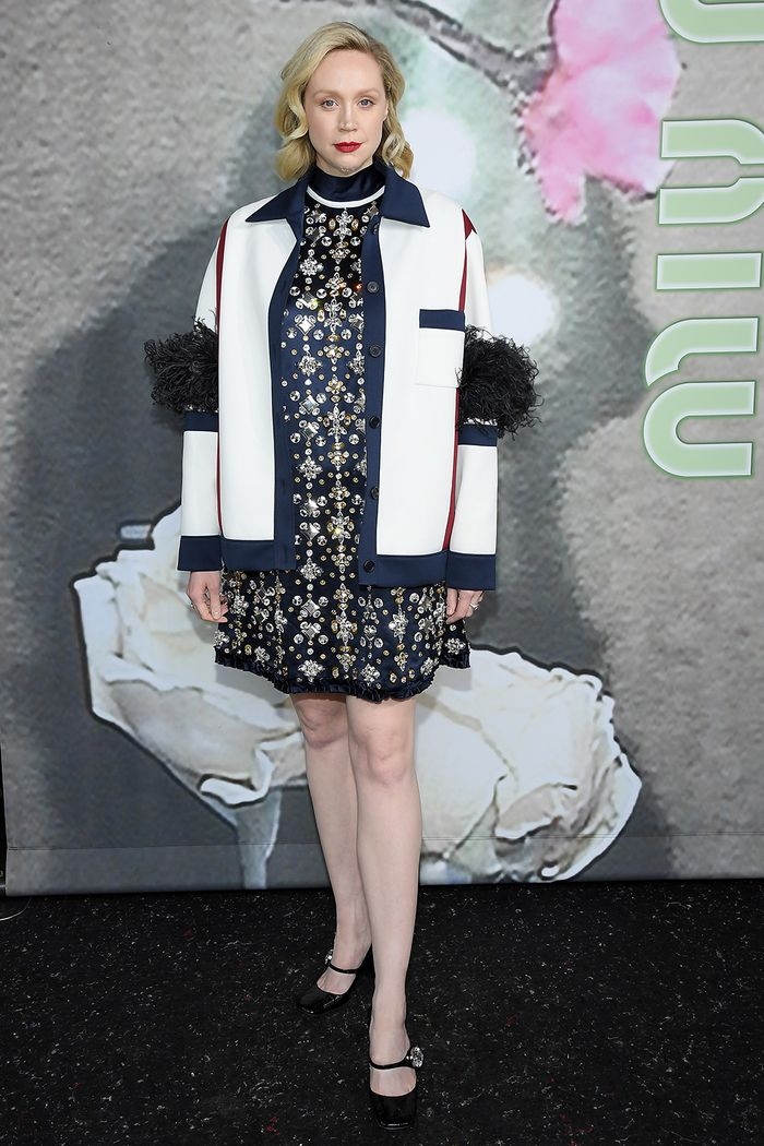 Game of Thrones actress style: Gwendoline Christie