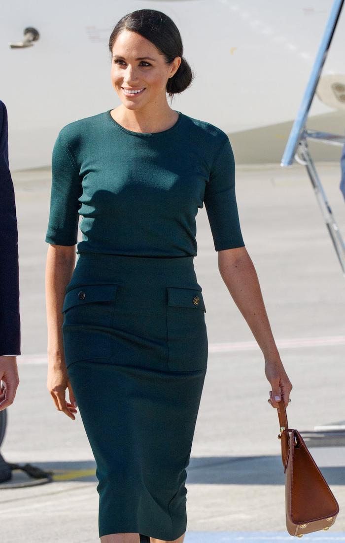Celebrity Airport Beauty: Victoria Beckham