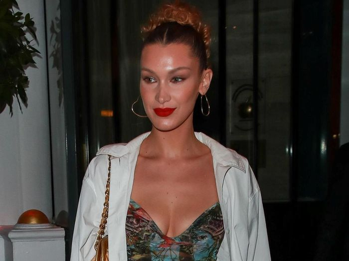 "Bella Hadid Just Made This ""Boring"" Work Staple Look Trendy as Hell"