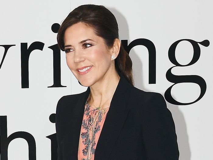Crown Princess Mary at the Copenhagen Fashion Summit