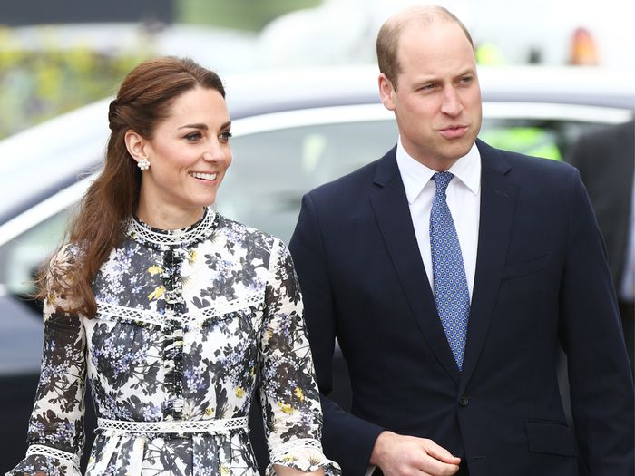 Kate Middleton Wearing an Affordable Dress From & Other Stories