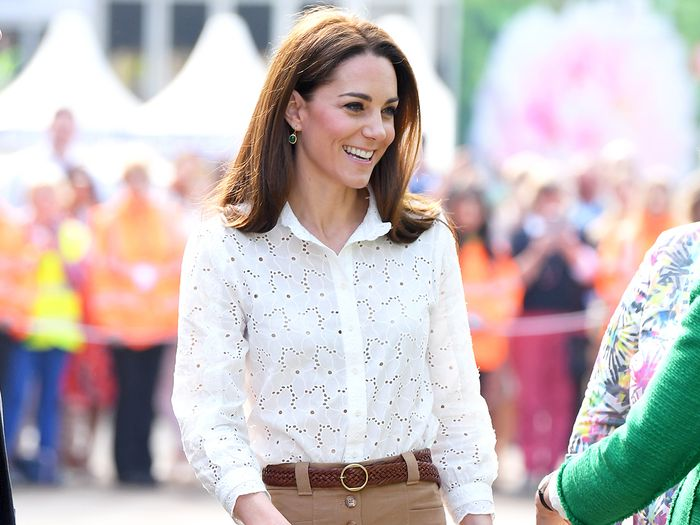 Kate Middleton Wore the Pant Trend to Replace Skinny Jeans With This Summer