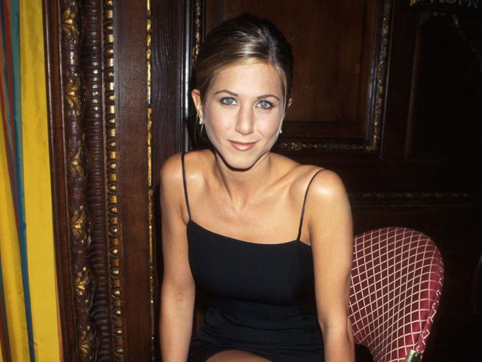 Jennifer Aniston 1990s outfits