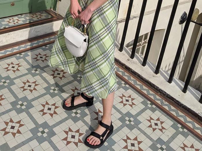London summer fashion basics