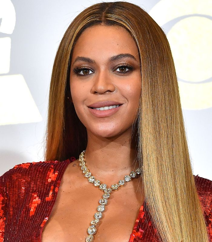Light Brown Hair: Beyonce