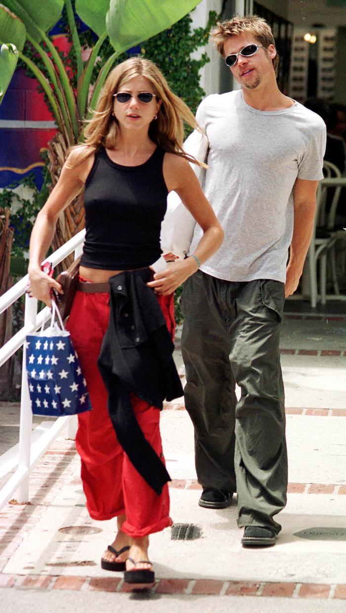 Jennifer Aniston Flip-Flops