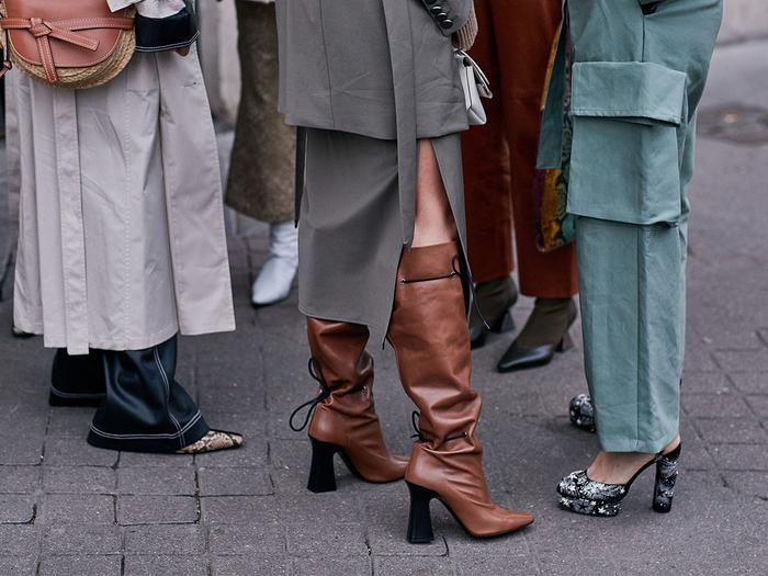 shoe trends in the Net-a-Porter sale