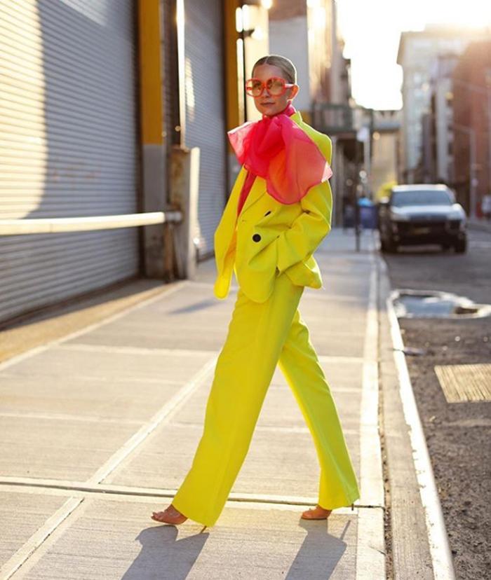 Trending fashion items 2019: organza blouse