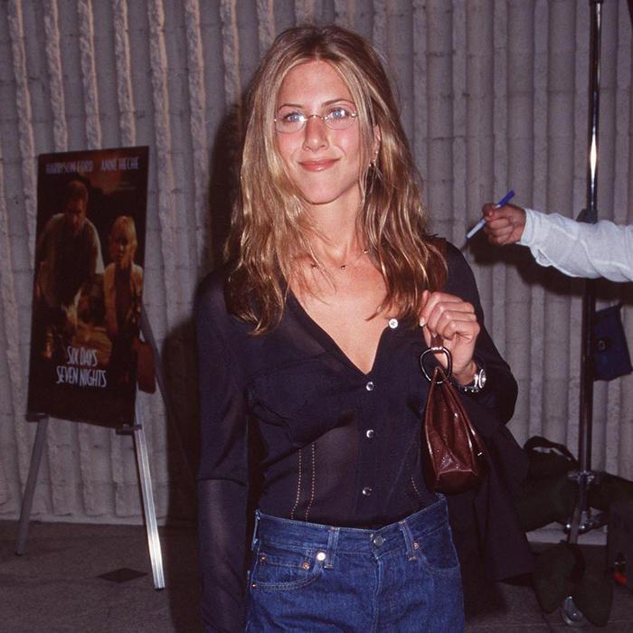 Jennifer Aniston Wardrobe Basics