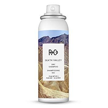 What Causes Hair Damage: R+Co Death Valley Dry Shampoo