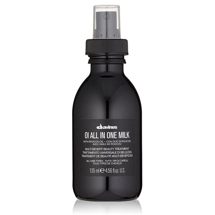 What Causes Hair Damage: Davines OI All in One Milk