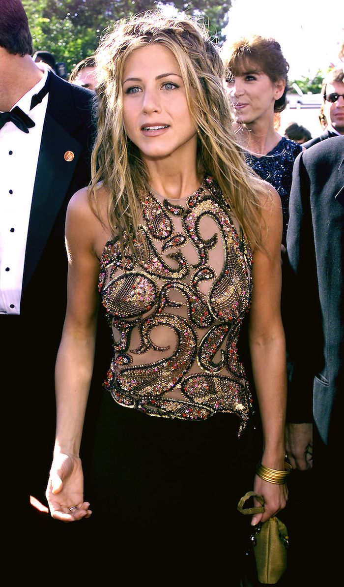 '90s Celebrity Hair: Jennifer Aniston