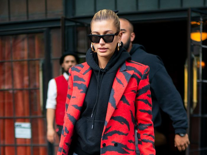 Nordstrom Shoppers Rave About Hailey Bieber's Best-Selling Sneakers