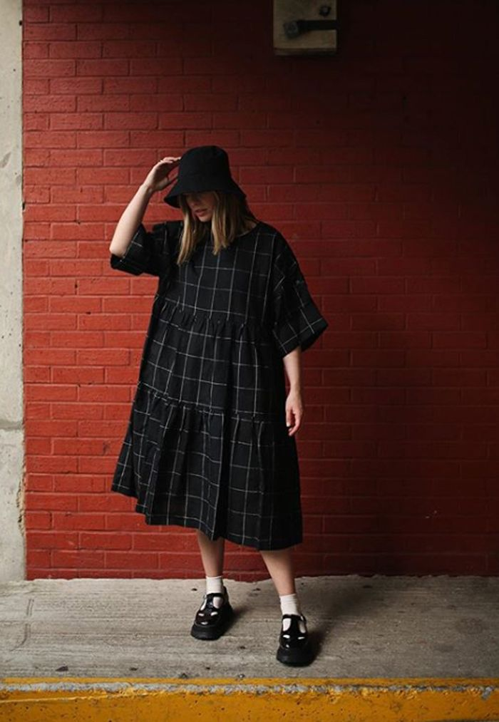 Best oversized smock dresses: John Lewis and Partners Kin