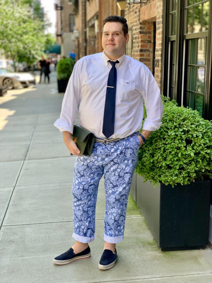 Ryan Dziadul of Extra Extra Style