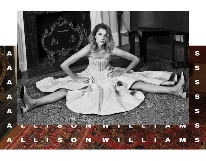 Allison Williams interview