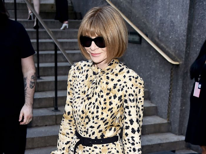 Anna Wintour Was the Most Stylish Guest at Her Daughter's BFF's Wedding
