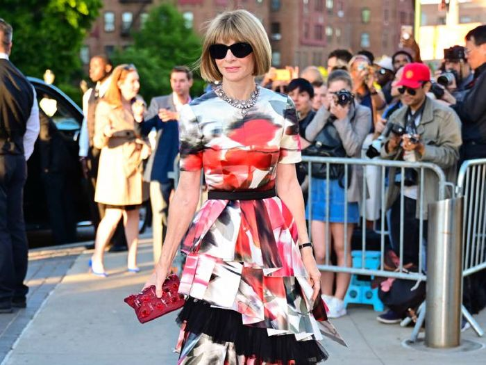 Anna Wintour summer trends