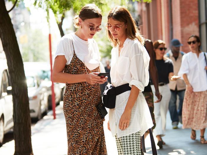 Belt Bag Street Style New York