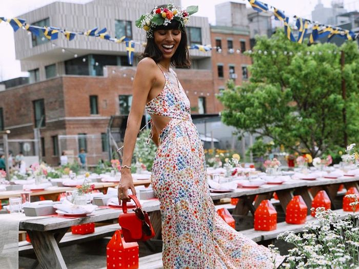 All My Friends Keep Asking My Advice for Summer Wedding Guest Dresses