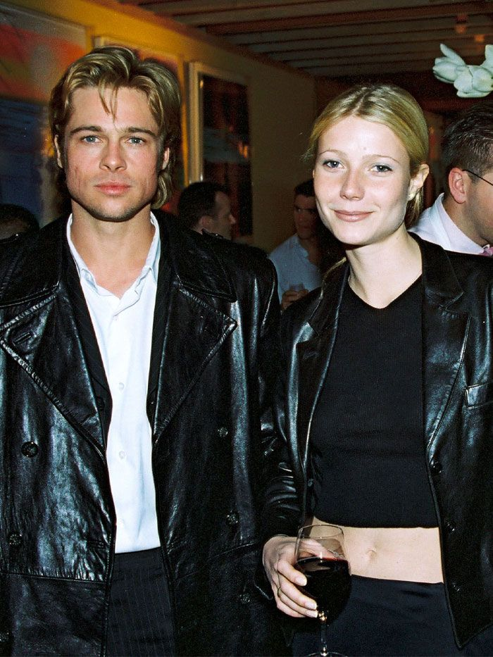 Brad Pitts 8 Best Style Moments From the 90s Who What Wear
