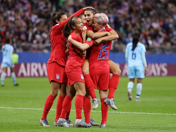 2019 World Cup: Meet the Badass U.S. Women's National Soccer Team
